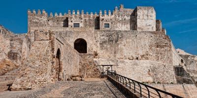 Castillo de Guzman el Bueno en Tarifa