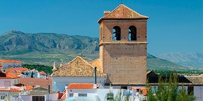 Iglesia de La Merced en Baza