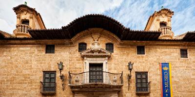 Palacio Abacial de Alcalá la Real