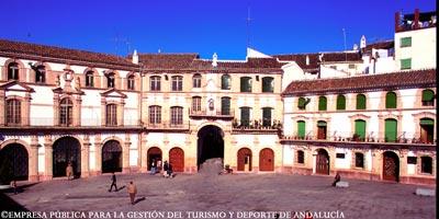 Plaza Ochavada de Archidona
