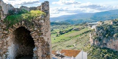 Ruinas del Castillo de Casares