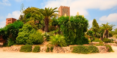 castillo veleez malaga