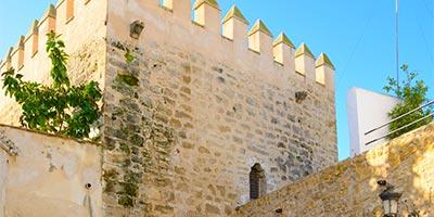 Muro en Marchena