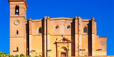 Monasterio de las Mercedarias en Osuna