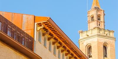 Torre del Campanario de Barbastro