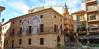 Ayuntamiento de Calanda