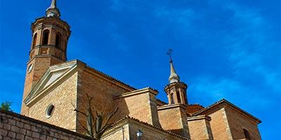iglesia santo domingo fuendetodos