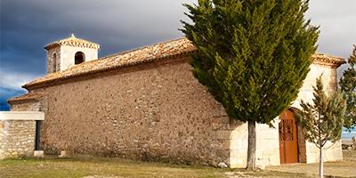 Ermita del Buen Recuerdo en Gallocanta