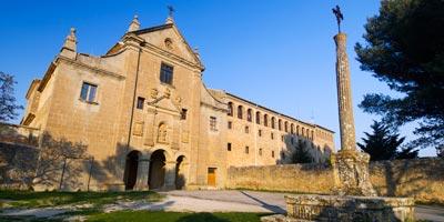 Santuario de Valentuñana en Sos del Rey Católico