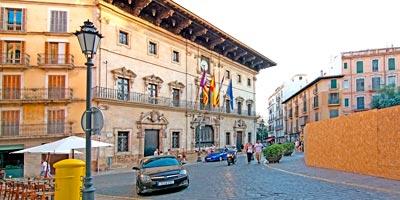 Ayuntamiento Palma Majorque