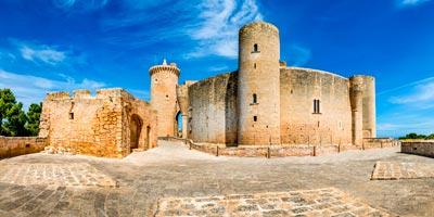 castillo bellver