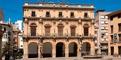 ayuntamiento castellon plana