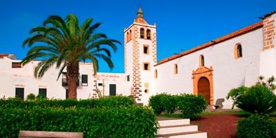 Iglesia de Santa María de Betancuria