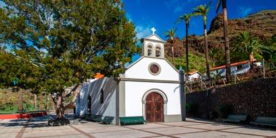 Dónde dormir en La Gomera