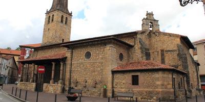 Iglesia de San Martín en Cabezón de la Sal