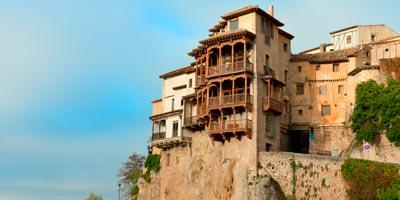 ¿Qué ver en Cuenca? Sus Casas Colgadas