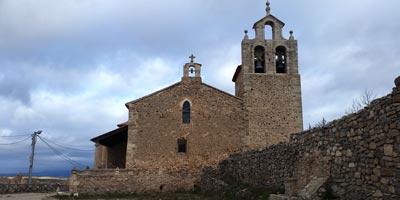 iglesia santa maria mayor moya