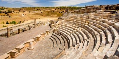 anfiteatro segobriga