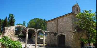 Ermita del Remedio en Cifuentes