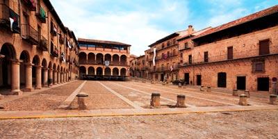plaza siguenza