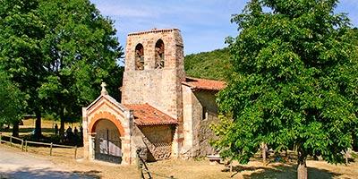 Ermita Nuestra Señora de la Oca, que ver en Villafranca Montes de Oca