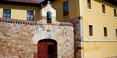 Monasterio que ver en Villafranca Montes de Oca
