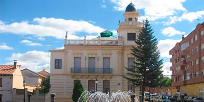 Palacete en Valencia de Don Juan