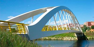 Puente en Valencia de Don Juan