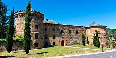 Castillo-Palacio de los Marqueses de Villafranca, del Bierzo