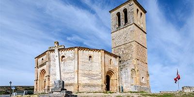 iglesia vera cruz segovia