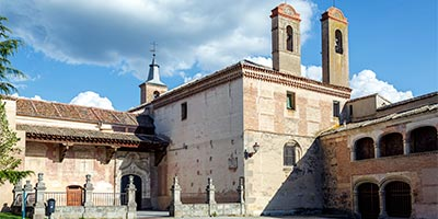 Monasterio San Antonio Real