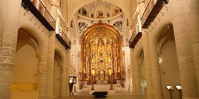 Museo de San Francisco en Medina de Rioseco
