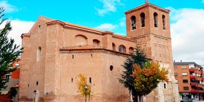 iglesia san miguel arcangel medina campo