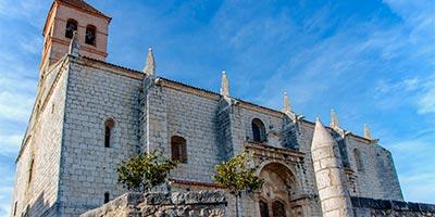 Iglesia Parroquial San Salvador en Simancas