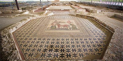 restos villa romana valladolid