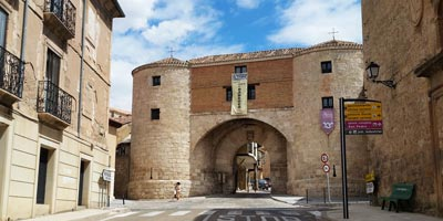 Arco de la Cárcel, uno de los lugares que hay que ver en Lerma