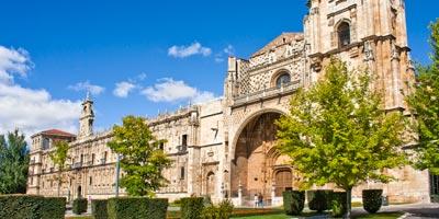 Monasterio de San Marcos en León