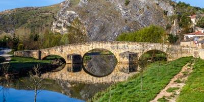 puente romano burgo osma