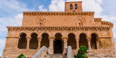 iglesia san miguel san esteban gomaz