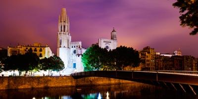 Dónde dormir en Girona
