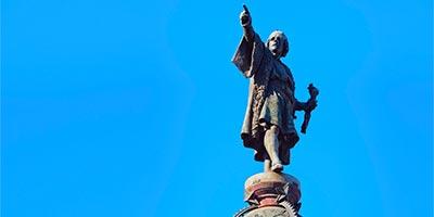 Monumento a Colon barcelona