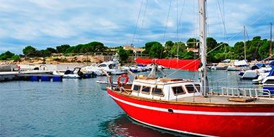 Puerto de Ametlla de Mar