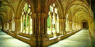 Interior Monasterio