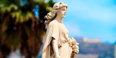 escultura paz ceuta