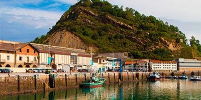 Puerto de Getaria