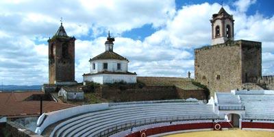 castillo templario fregenal sierra