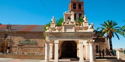 Iglesia de Santa Eulalia de Mérida