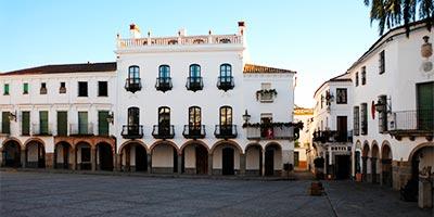 plaza mayor zafra