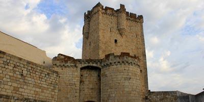 Castillo de los Duques de Alba en Coria