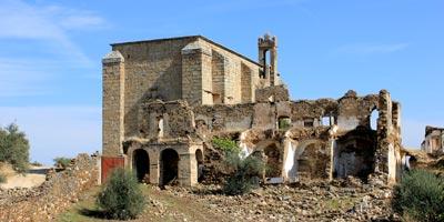 Convento Franciscano de San Antonio Abad en Garrovillas de Alconétar